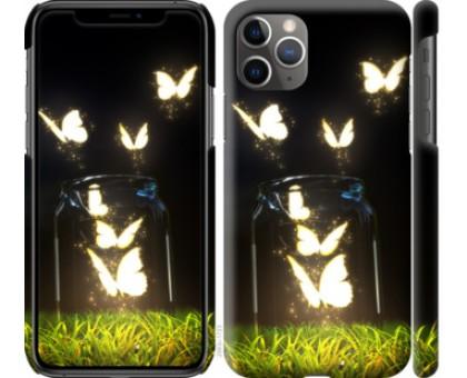 Чехол Бабочки для iPhone 11 Pro Max
