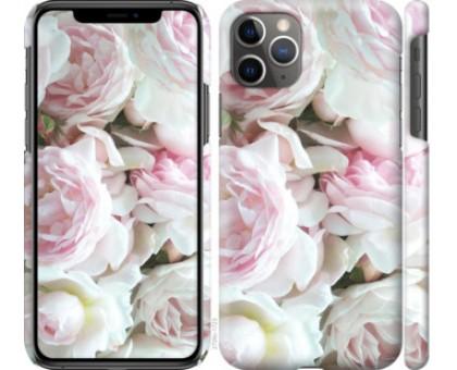 Чехол Пионы v2 для iPhone 11 Pro Max