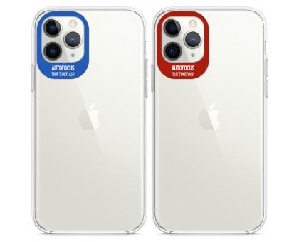 TPU чехол Epic clear flash для Apple iPhone 11 Pro Max (6.5)