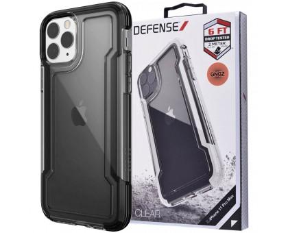 Чехол Defense Clear Series (TPU+PC) для Apple iPhone 11 Pro Max (6.5)