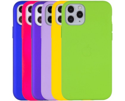 Чехол Silicone Case Full Protective (A) для Apple iPhone 11 Pro Max (6.5)