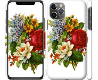 Чехол Цветы 2 для iPhone 11 Pro Max