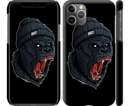 Чехол Обезьяна в ярости для iPhone 11 Pro Max