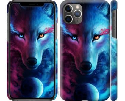 Чехол Арт-волк для iPhone 11 Pro Max