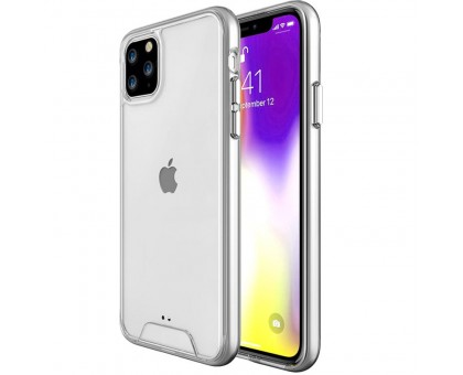 Чехол TPU Space Case transparent для Apple iPhone 11 Pro Max (6.5)