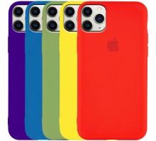 "Чехол Silicone Case Slim Full Protective для Apple iPhone 11 Pro Max (6.5"")"