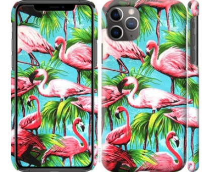 Чехол Tropical background для iPhone 11 Pro Max
