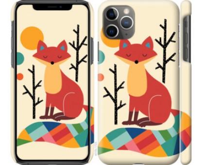 Чехол Rainbow fox для iPhone 11 Pro Max