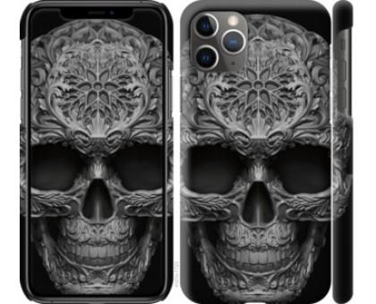 Чехол skull-ornament для iPhone 11 Pro Max