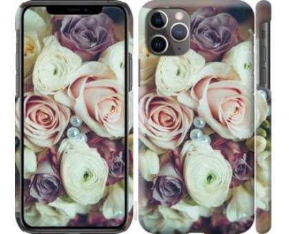 Чехол Букет роз для iPhone 11 Pro Max