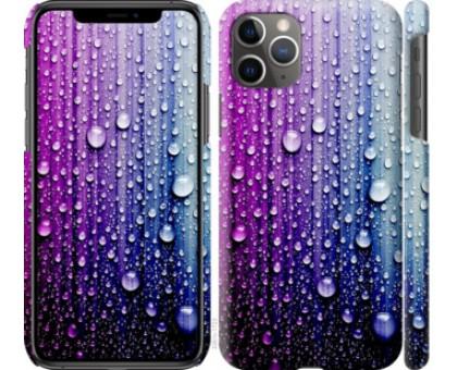 Чехол Капли воды для iPhone 11 Pro Max