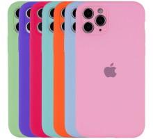 "Чехол Silicone Case Full Camera Protective (AA) для Apple iPhone 12 Pro Max (6.7"")"