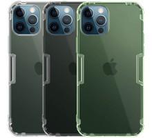 """TPU чехол Nillkin Nature Series для Apple iPhone 12 Pro Max (6.7"""")"""