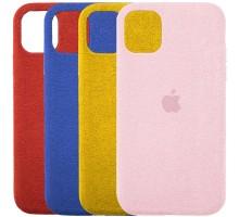 "Чехол ALCANTARA Case Full для Apple iPhone 12 Pro Max (6.7"")"