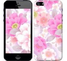 Чехол Цвет яблони для iPhone 5/5S/SE