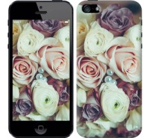 Чехол Букет роз для iPhone 5/5S/SE