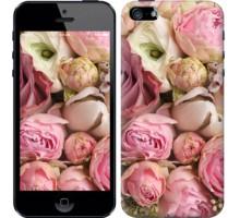 Чехол Розы v2 для iPhone 5/5S/SE