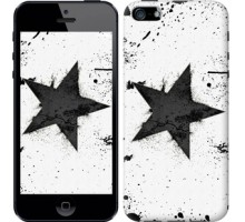 Чехол Звезда для iPhone 5/5S/SE