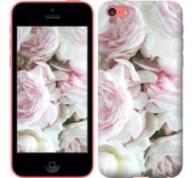 Чехол Пионы v2 для iPhone 5c