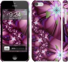 Чехол Цветочная мозаика для iPhone 5c