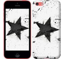 Чехол Звезда для iPhone 5c