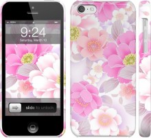 Чехол Цвет яблони для iPhone 5c