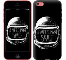 Чехол I need more space для iPhone 5c