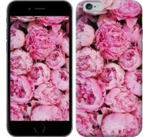 Чехол Пионы v3 для iPhone 6/6s (4.7'')