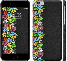 Чехол цветочный орнамент для iPhone 6/6s (4.7'')