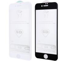 """Защитное стекло 5D Hard (full glue) (тех.пак) для Apple iPhone 6/6s (4.7"""")"""