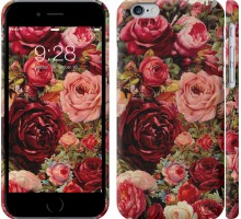 Чехол Цветущие розы для iPhone 6/6s (4.7'')