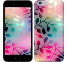 Чехол Листья для iPhone 6/6s (4.7'')