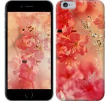 Чехол Розовые цветы для iPhone 6/6s (4.7'')