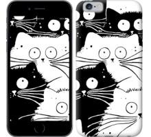Чехол Коты v2 для iPhone 6/6s (4.7'')