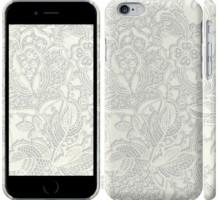 Чехол Белое кружево для iPhone 6/6s (4.7'')
