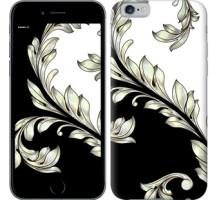 Чехол White and black 1 для iPhone 6/6s (4.7'')