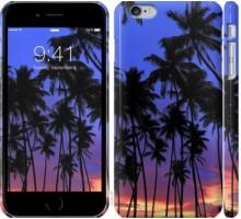 Чехол Пальмы для iPhone 6 plus/6s plus (5.5'')