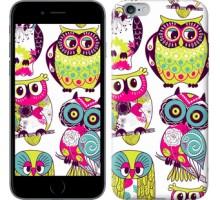 Чехол Совы для iPhone 6 plus/6s plus (5.5'')