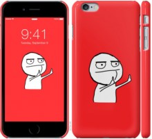 Чехол Мем для iPhone 6 plus/6s plus (5.5'')