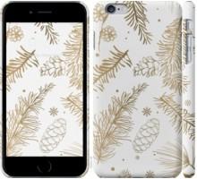 Чехол Зимний для iPhone 6 plus/6s plus (5.5'')