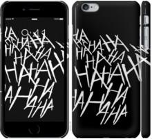 Чехол joker hahaha для iPhone 6 plus/6s plus (5.5'')