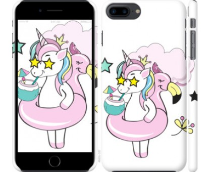 Чехол Crown Unicorn для iPhone 7 Plus