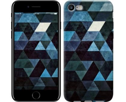 Чехол Треугольники для iPhone 8 (4.7)