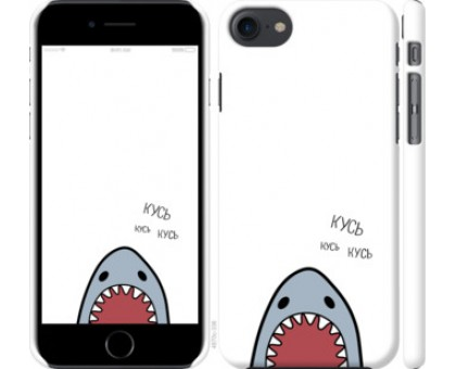 Чехол Акула для iPhone 8 (4.7)
