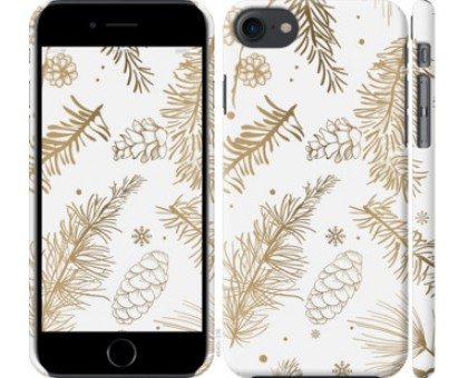 Чехол Зимний для iPhone 8 (4.7)