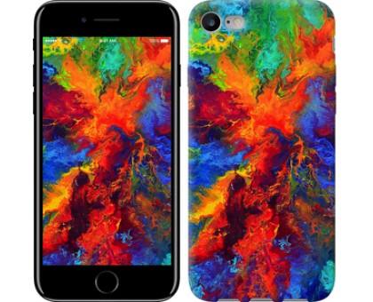Чехол Акварель на холсте для iPhone 8 (4.7)