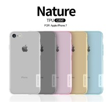 TPU чехол Nillkin Nature Series для Apple iPhone 7 / 8 / SE (2020)