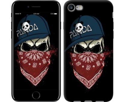 Чехол Череп в кепке для iPhone 8 (4.7)