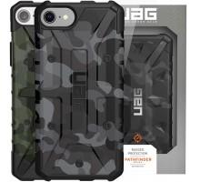 Ударопрочный чехол UAG Pathfinder камуфляж для Apple iPhone 6 / 6s / 7 / 8 / SE (2020)