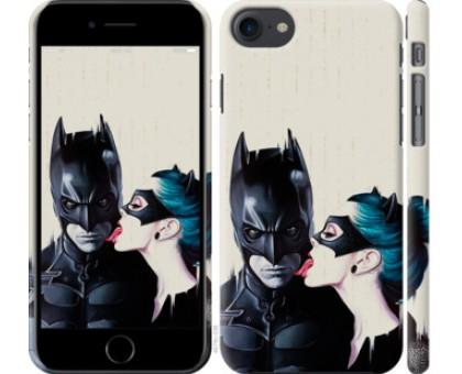 Чехол Бэтмен для iPhone 8 (4.7)